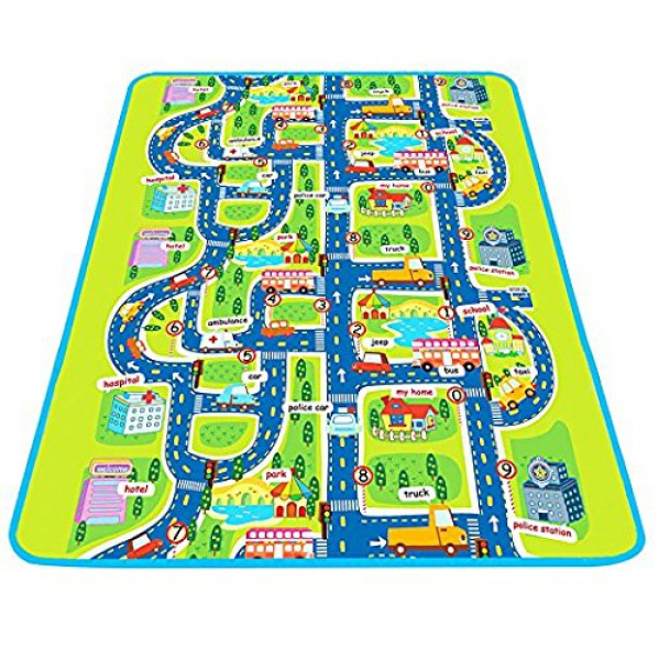 BabyQuip - Baby Equipment Rentals - Infant/Toddler Large Play Mat - Infant/Toddler Large Play Mat -