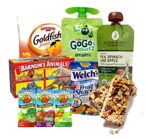 BabyQuip - Baby Equipment Rentals - Toddler Snack Bundle - Toddler Snack Bundle -