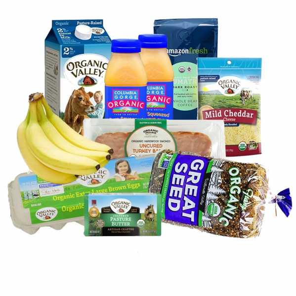 BabyQuip - Baby Equipment Rentals - Organic Breakfast Bundle - Organic Breakfast Bundle -