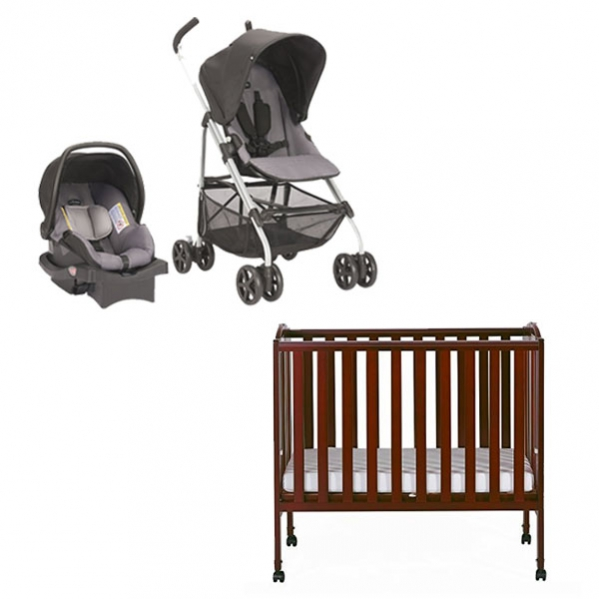 BabyQuip Baby Equipment Rentals - Basic Infant Package ( over 15% savings) - Dana Rudolph - Seattle, Washington