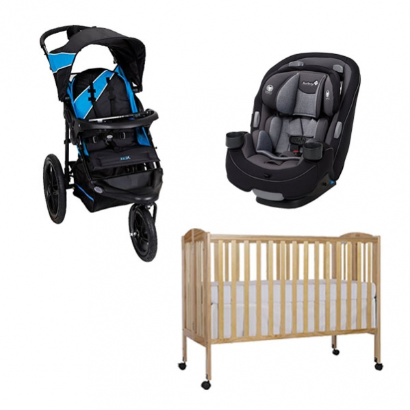 BabyQuip - Baby Equipment Rentals - Basic Toddler Package (over 15% Savings) - Basic Toddler Package (over 15% Savings) -