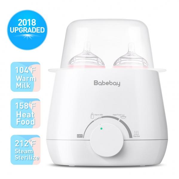 BabyQuip - Baby Equipment Rentals - Bottle Warmer - Bottle Warmer -