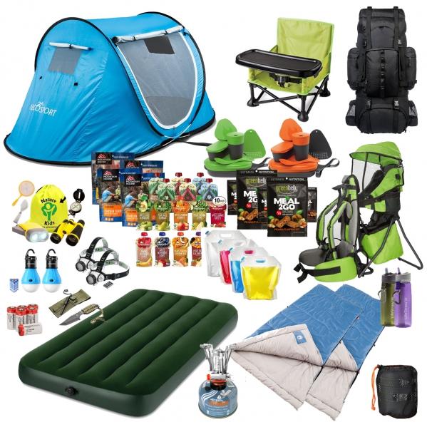 BabyQuip - Baby Equipment Rentals - Camping Night - Camping Night -
