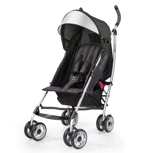 BabyQuip Baby Equipment Rentals - Light Stroller - Dana Rudolph - Seattle, Washington