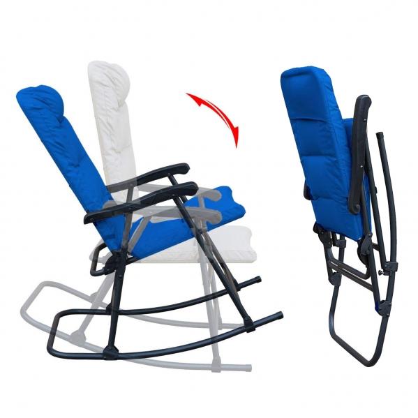 BabyQuip - Baby Equipment Rentals - Rocking Chair - Portable - Rocking Chair - Portable -