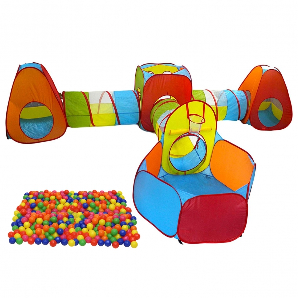 BabyQuip - Baby Equipment Rentals - Play Tunnel Kit - Play Tunnel Kit -