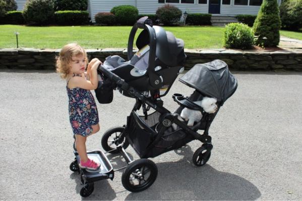 BabyQuip - Baby Equipment Rentals - Double Stroller City Select - Double Stroller City Select -