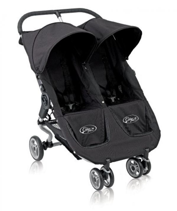 BabyQuip - Baby Equipment Rentals - Double Stroller: City Micro - Double Stroller: City Micro -
