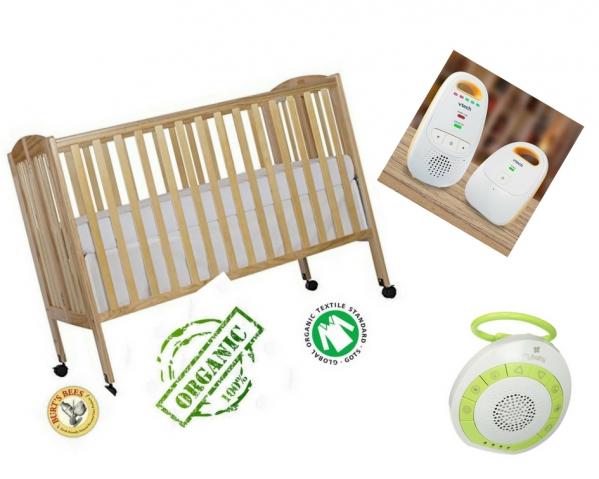 BabyQuip - Baby Equipment Rentals - Sweet Dreams Deluxe Sleep Package - Sweet Dreams Deluxe Sleep Package -