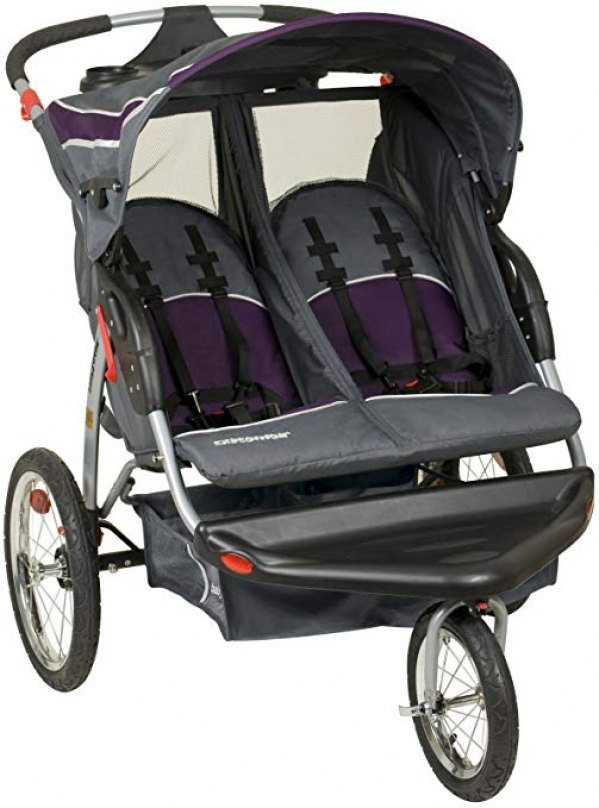 BabyQuip - Baby Equipment Rentals - Double Jogger - Double Jogger -