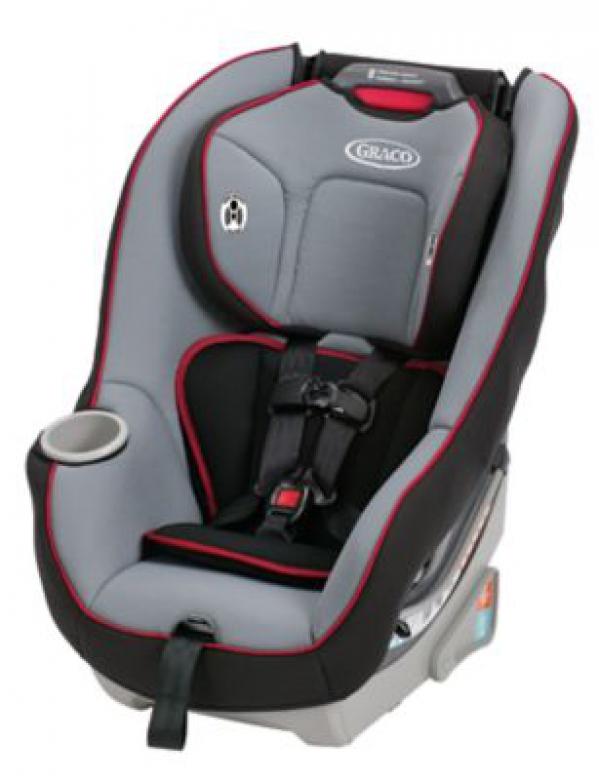 BabyQuip Baby Equipment Rentals - Convertible Car Seat - Trish McDermott - Oakland, CA