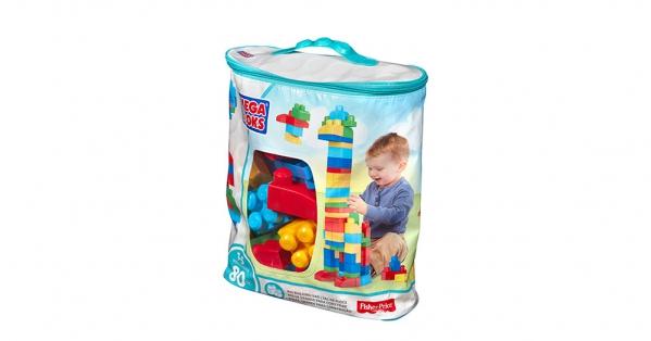 BabyQuip - Baby Equipment Rentals - Bag of Mega Bloks - Bag of Mega Bloks -