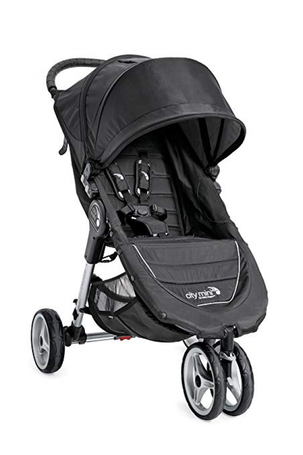 BabyQuip Baby Equipment Rentals - City Mini Stroller - Trish McDermott - Oakland, CA