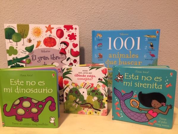 BabyQuip - Baby Equipment Rentals - Spanish Book Package - Spanish Book Package -