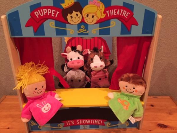 BabyQuip - Baby Equipment Rentals - Puppet Show Theater - Puppet Show Theater -