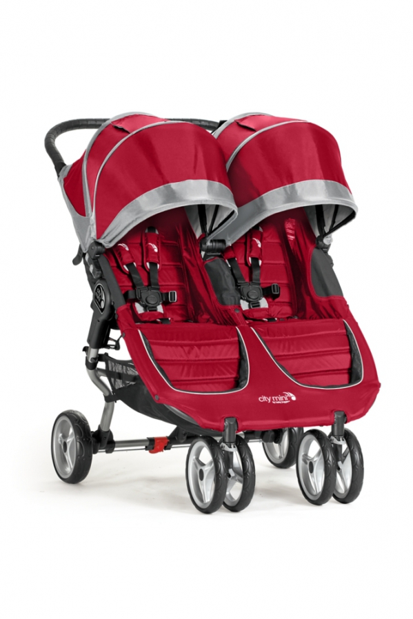 BabyQuip Baby Equipment Rentals - City Mini Double Stroller - Trish McDermott - Oakland, CA
