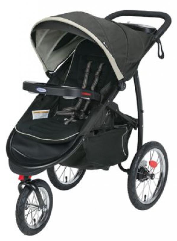 BabyQuip - Baby Equipment Rentals - Graco Jogger Stroller - Graco Jogger Stroller -