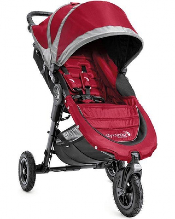 Stroller: City Mini GT (Full Size All Terrain)