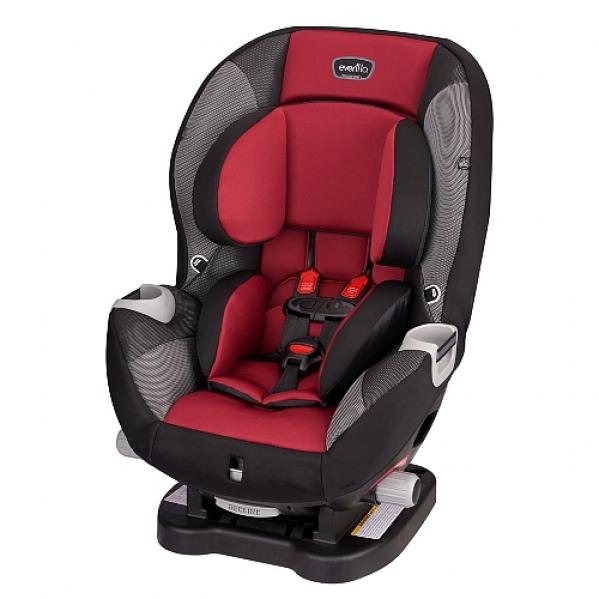 BabyQuip - Baby Equipment Rentals - Convertible Car Seat (Evenflo Triumph) - Convertible Car Seat (Evenflo Triumph) -