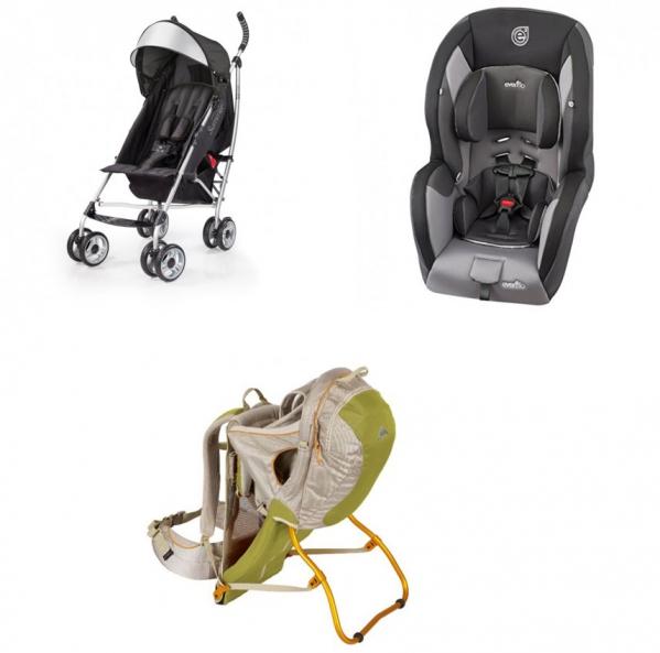 BabyQuip - Baby Equipment Rentals - Go Go Go Package - Go Go Go Package -