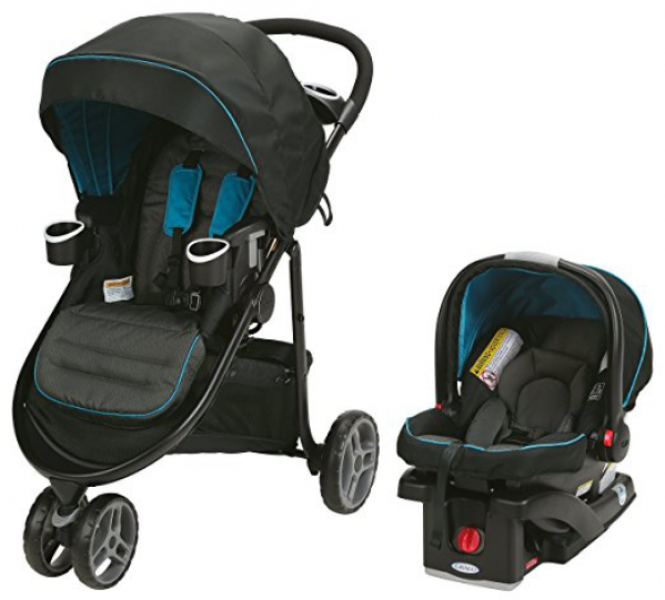 BabyQuip - Baby Equipment Rentals - Stroller and Infant Car Seat (save $3/day)  - Stroller and Infant Car Seat (save $3/day)  -
