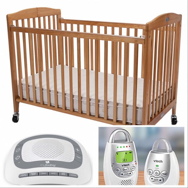 BabyQuip - Baby Equipment Rentals - Sleep in Denver Package - Sleep in Denver Package -