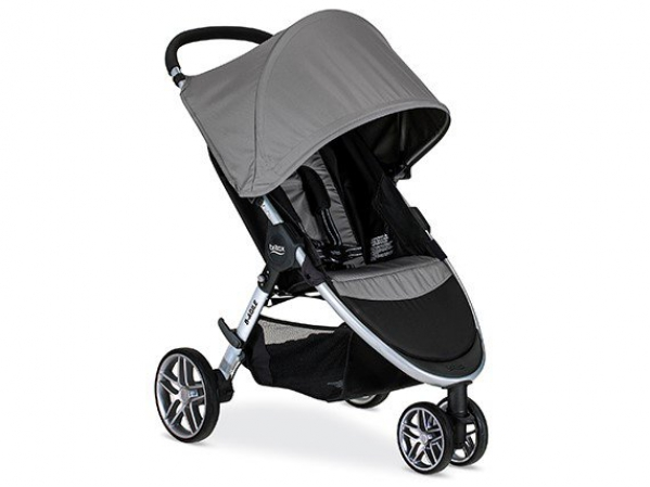 BabyQuip - Baby Equipment Rentals - Single Stroller - Britax B-Agile - Single Stroller - Britax B-Agile -