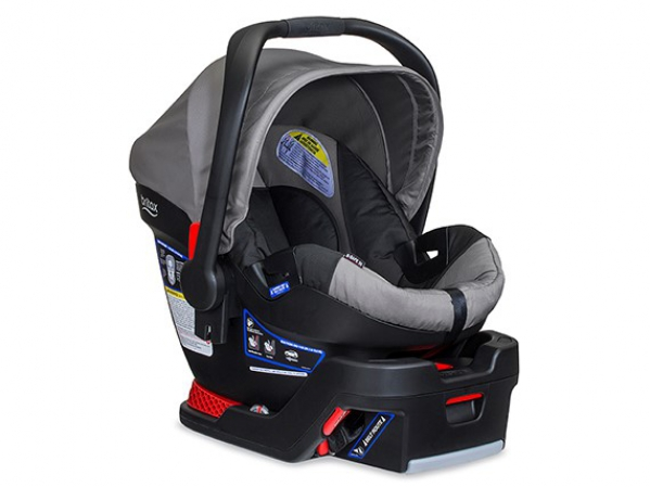 BabyQuip - Baby Equipment Rentals - Infant Car Seat - Britax B-Safe 35 - Infant Car Seat - Britax B-Safe 35 -