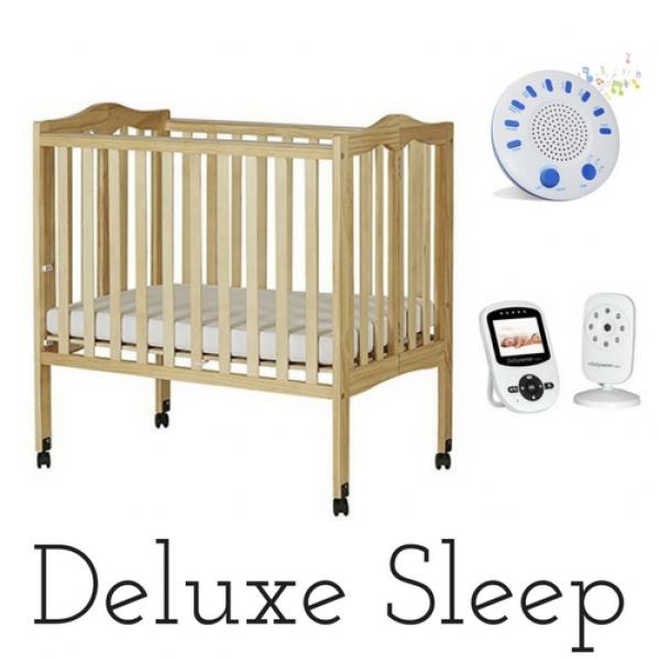 BabyQuip - Baby Equipment Rentals - Package - Deluxe Sleep - Package - Deluxe Sleep -