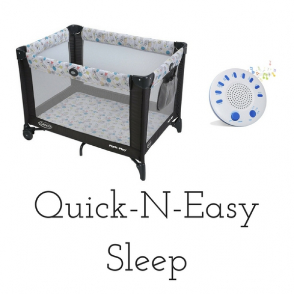 BabyQuip - Baby Equipment Rentals - Package - Quick-N-Easy Sleep - Package - Quick-N-Easy Sleep -