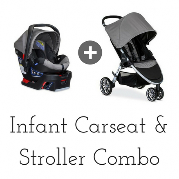 BabyQuip - Baby Equipment Rentals - Package - Infant Car Seat & Stroller Combo - Package - Infant Car Seat & Stroller Combo -