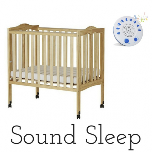 BabyQuip - Baby Equipment Rentals - Package - Sound Sleep - Package - Sound Sleep -