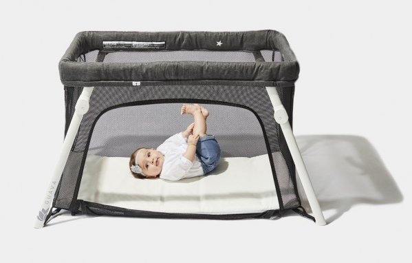 BabyQuip - Baby Equipment Rentals - Lotus Travel Crib - Lotus Travel Crib -