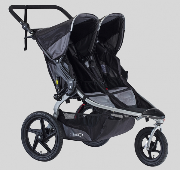 BabyQuip - Baby Equipment Rentals - Double Stroller - BOB Revolution Flex Duallie - Double Stroller - BOB Revolution Flex Duallie -