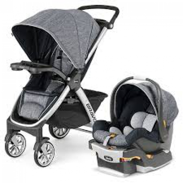 BabyQuip - Baby Equipment Rentals - Chicco Travel system  - Chicco Travel system  -