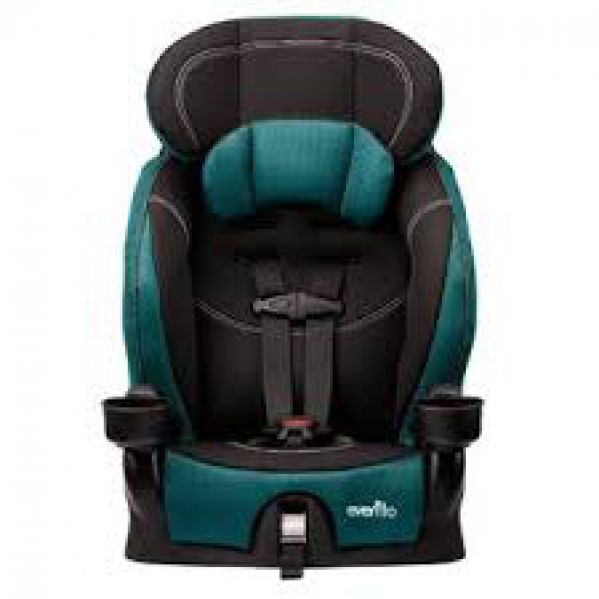 BabyQuip Baby Equipment Rentals - Harness Booster Car Seat - Breana & Will Tocki - Rosemead, California