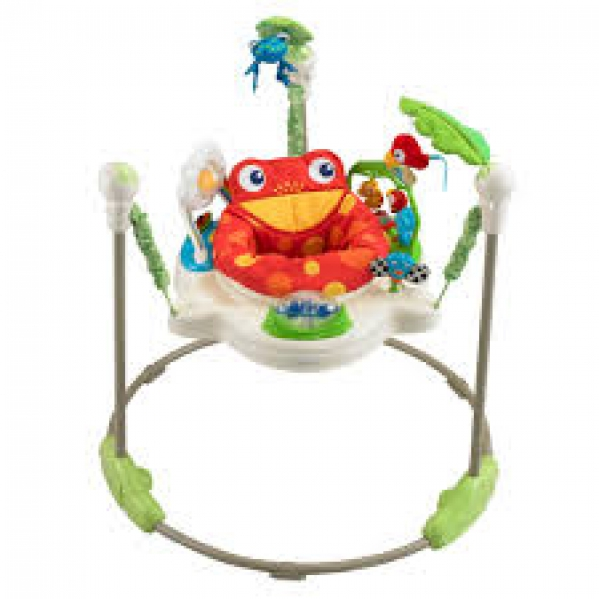 BabyQuip - Baby Equipment Rentals - Rainforest Jumperoo - Rainforest Jumperoo -