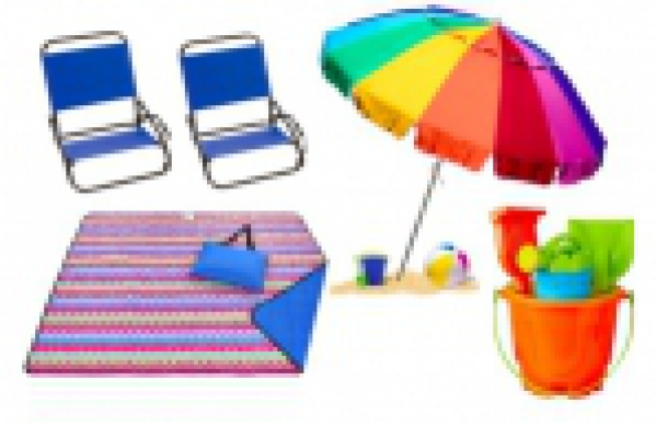 BabyQuip - Baby Equipment Rentals - Beach Day Package - Beach Day Package -