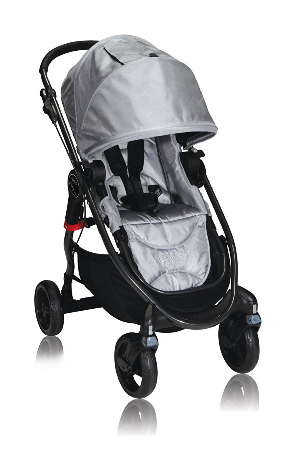BabyQuip Baby Equipment Rentals - Stroller: Baby Jogger Versa - Veronica Rog - Chicago, Illinois