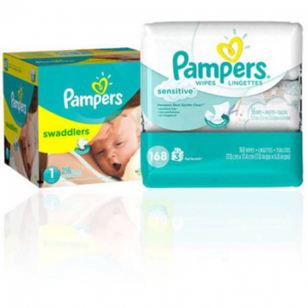 BabyQuip Baby Equipment Rentals - Pampers and Wipes - Veronica Rog - Chicago, Illinois
