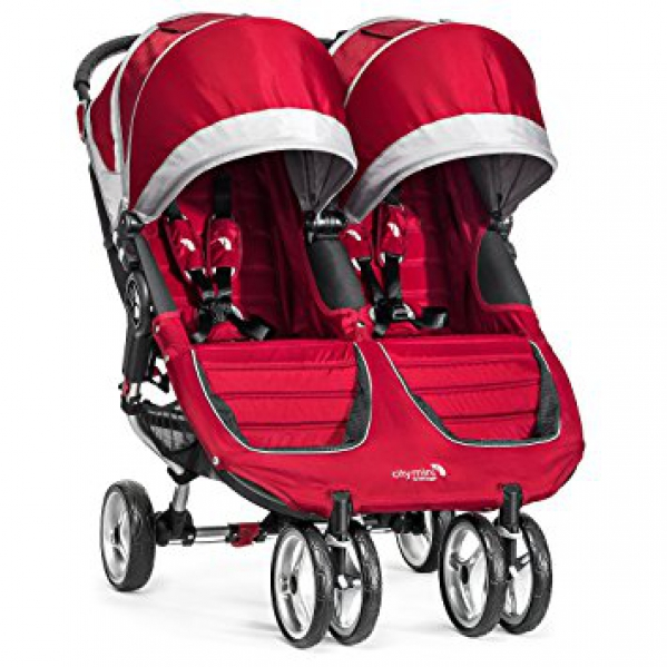 BabyQuip - Baby Equipment Rentals - Stroller: Mini City Double  - Stroller: Mini City Double  -