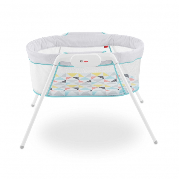 BabyQuip Baby Equipment Rentals - Bassinet - Veronica Rog - Chicago, Illinois