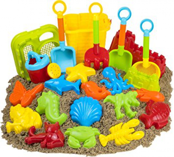 BabyQuip - Baby Equipment Rentals - Beach Toys Package - Beach Toys Package -