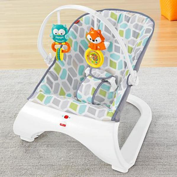 BabyQuip - Baby Equipment Rentals - Bouncer - Bouncer -