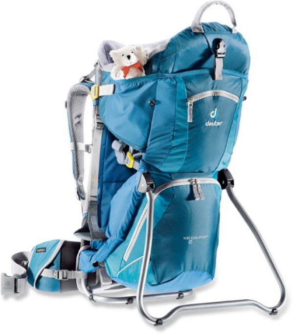 BabyQuip - Baby Equipment Rentals - Deuter Hiking Child Carrier - Deuter Hiking Child Carrier -