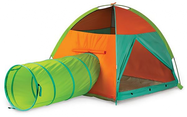 BabyQuip - Baby Equipment Rentals - Pop up tent with tunnel - Pop up tent with tunnel -