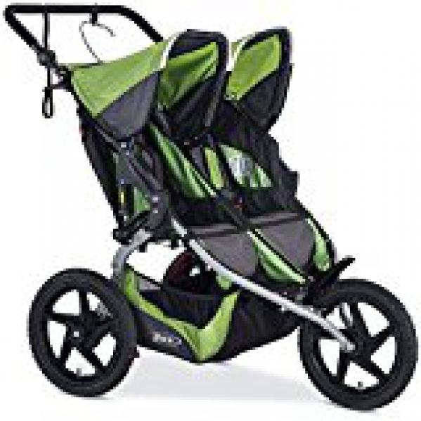 BabyQuip - Baby Equipment Rentals - BOB Double Stroller - BOB Double Stroller -