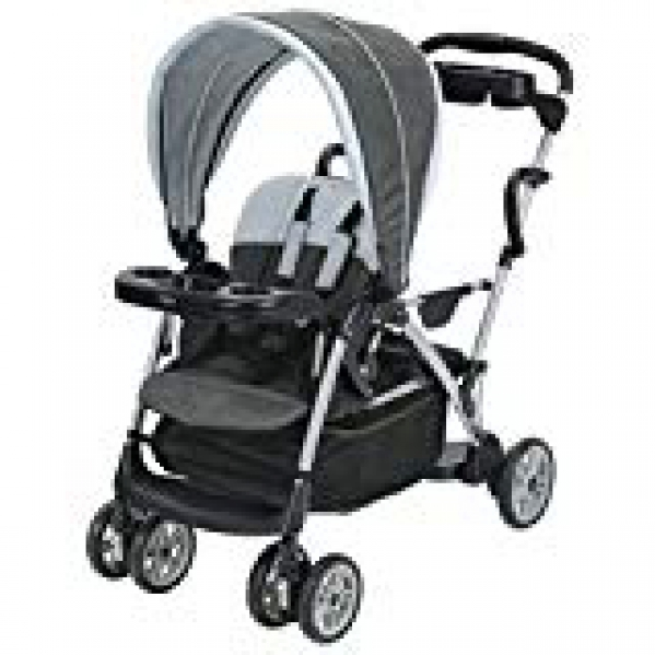 BabyQuip - Baby Equipment Rentals - Sit and Stand Stroller - Sit and Stand Stroller -
