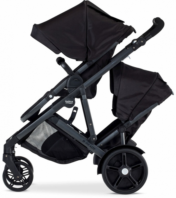 BabyQuip - Baby Equipment Rentals - Britax B-Ready Double Stroller - Britax B-Ready Double Stroller -