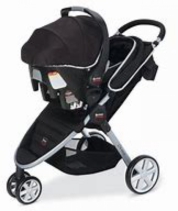 BabyQuip - Baby Equipment Rentals - Single Stroller Travel System - Single Stroller Travel System -